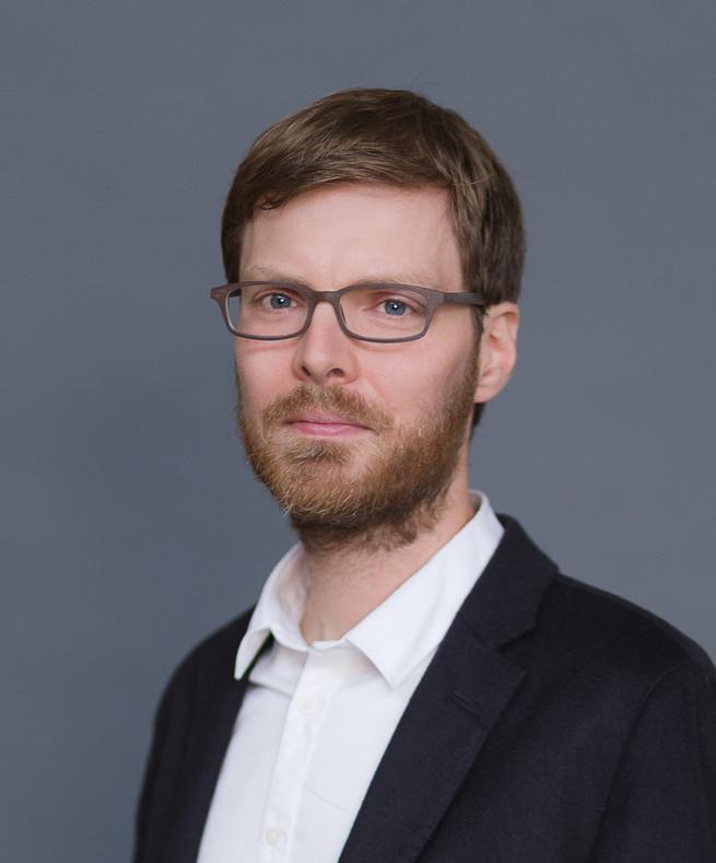 Portrait von Florian Sprenger